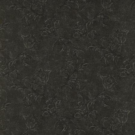 Jinny Beyer's Quilters Palette - Textured Bud, Charcoal Fabric