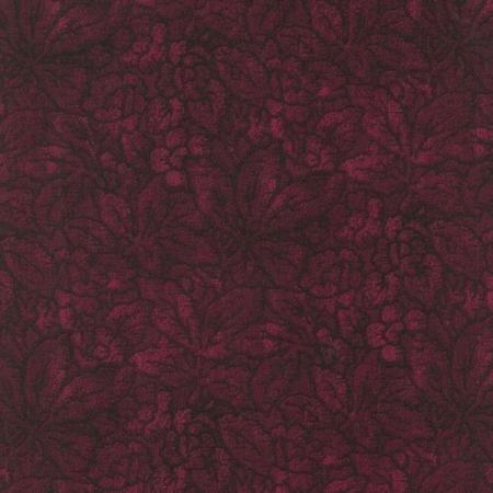 Jinny Beyer's Quilters Palette Foliage Bordeaux