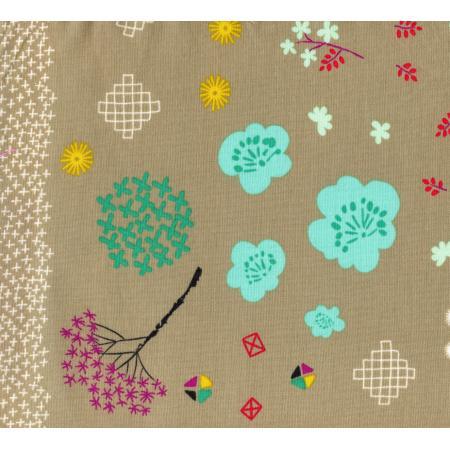 Mochi Floral in Linen