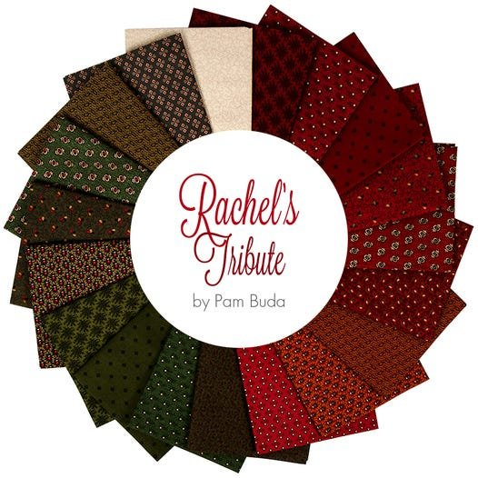 Rachel's Tribute Fat Eighth Bundle