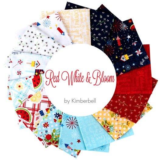 Red, White & Bloom Bundles