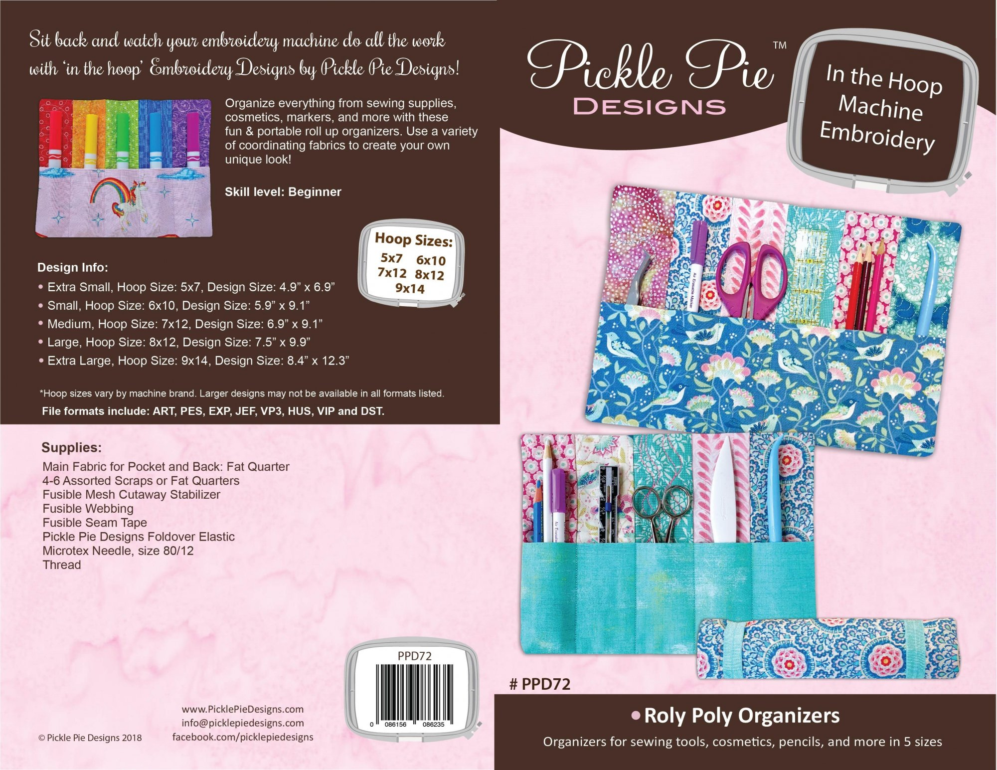 Roly Poly Organizers
