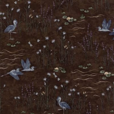 Summer On The Pond 4- Yard Backing - Directional