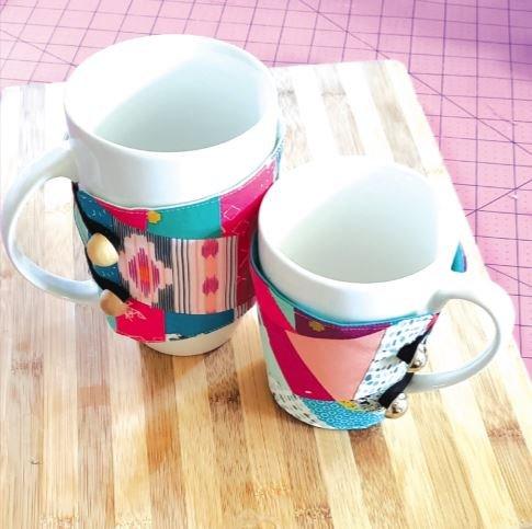 Scrappy Mug Cozy