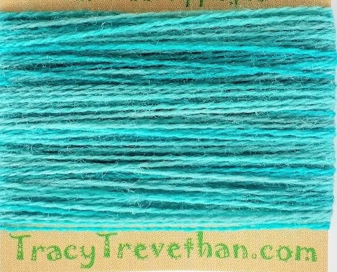 Tracy Trevathan Hand-dyed Variegated Wool Thread Size 15