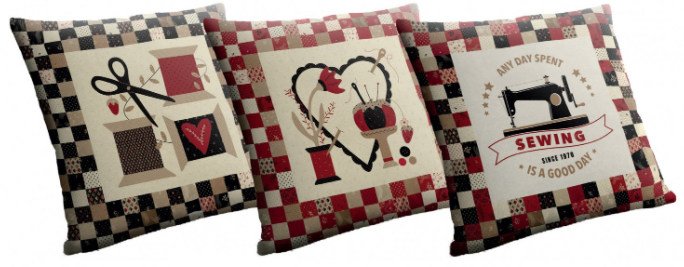 Sew Creative Pillows