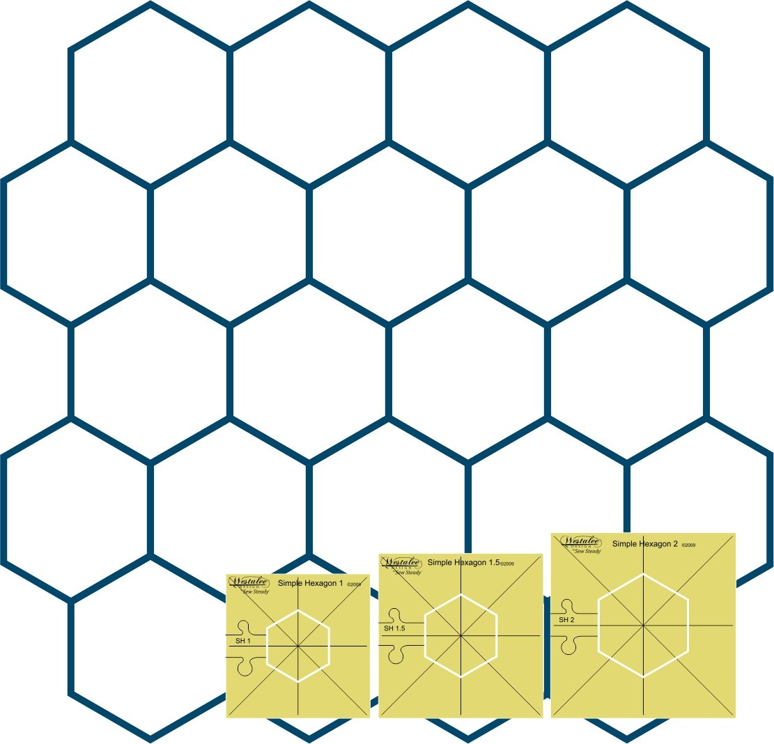 Simple Hexagons