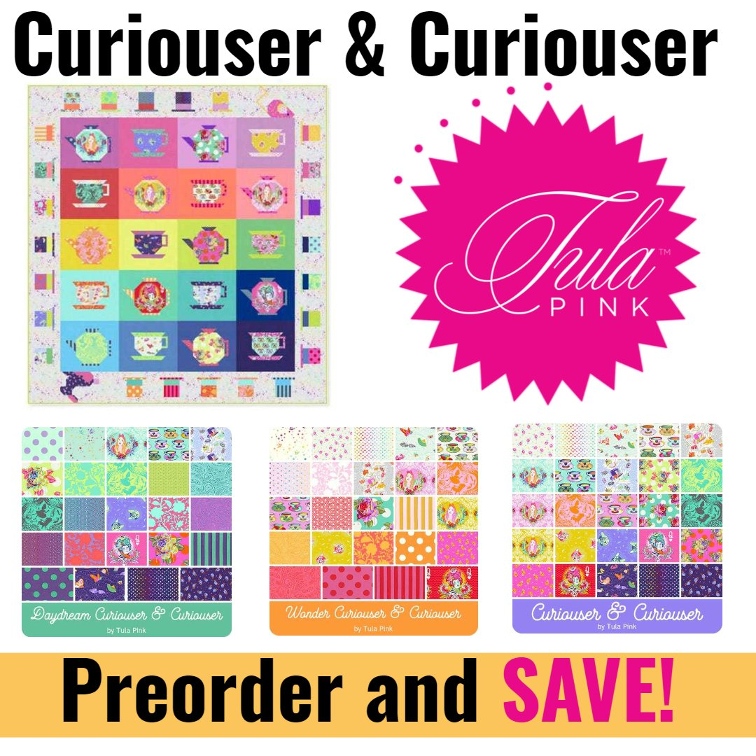 Curiouser & Curiouser Preorder and Save