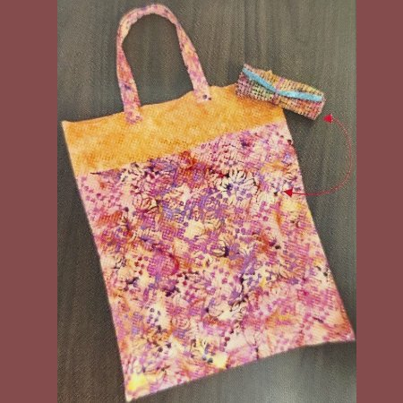 Stow & Go Tote Pattern