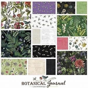 Botanical Journal Cutie Pack - 16 Fat Eights
