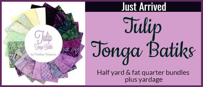 Tonga Batiks