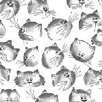 Purrfect Cat Faces