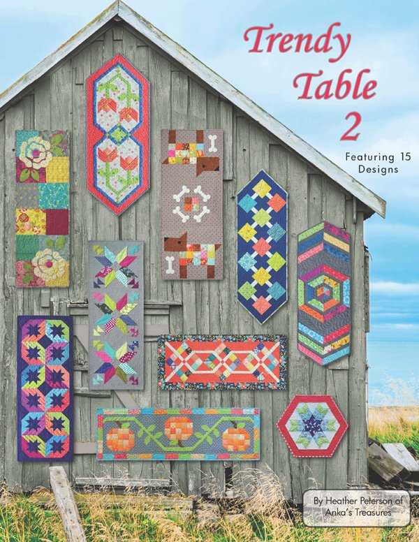 Trendy Table 2 by Heather Peterson