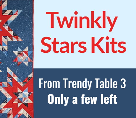 Twinkly Stars Kits Trendy Table 3 Only a few available