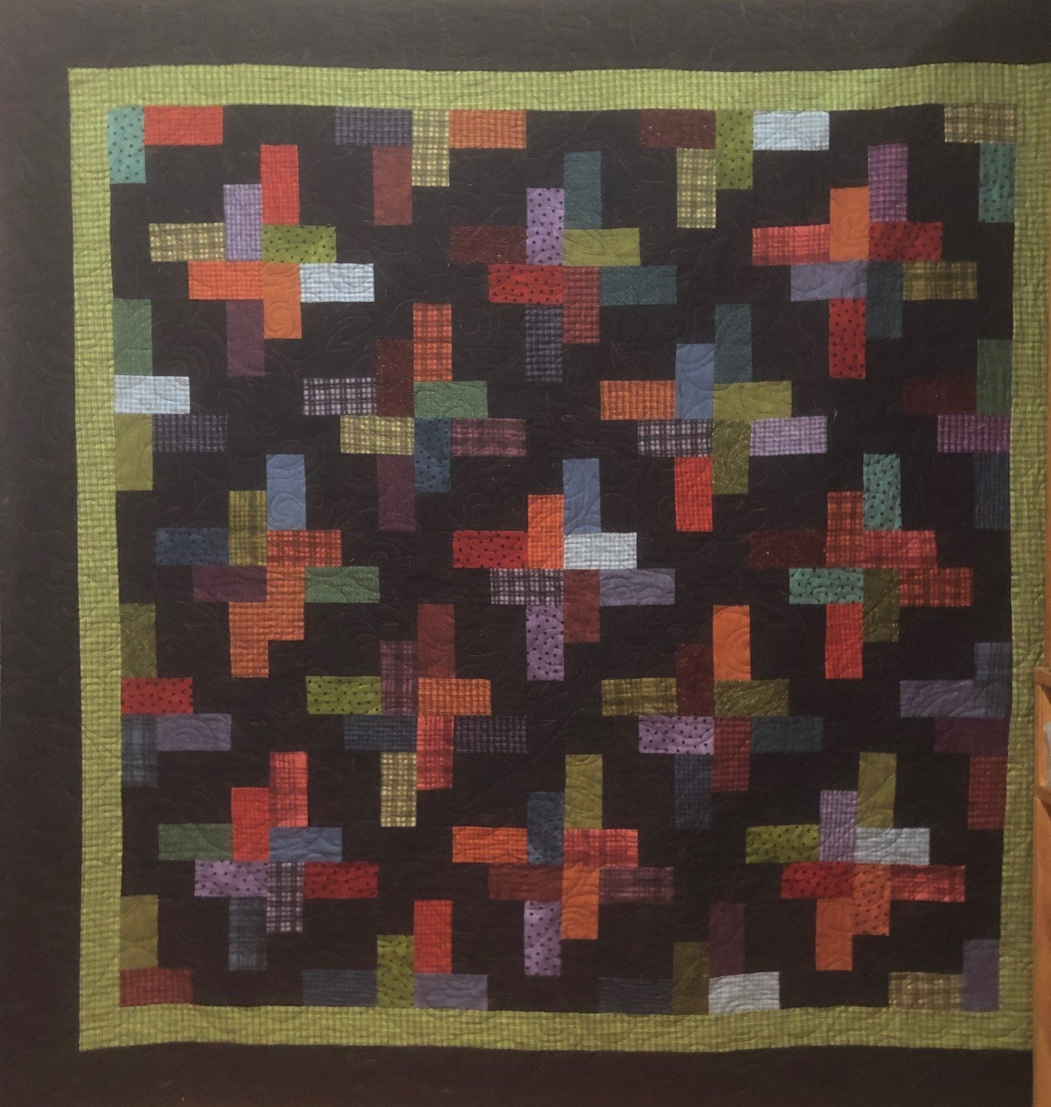 Twist n Shout Quilt Kit -- PGK