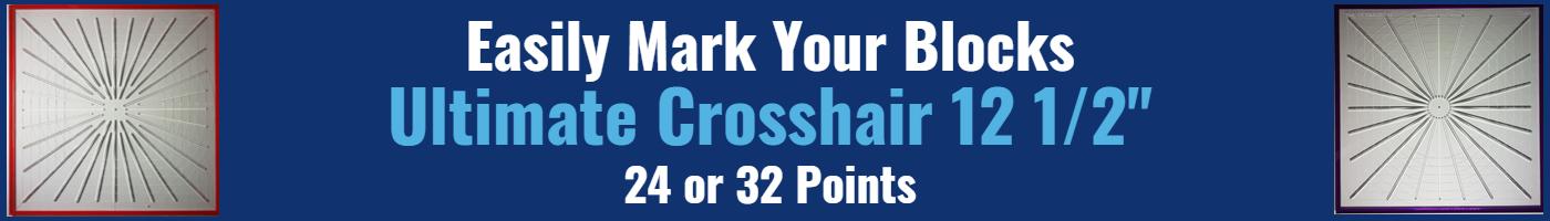 Ultimate Crosshair Rulers