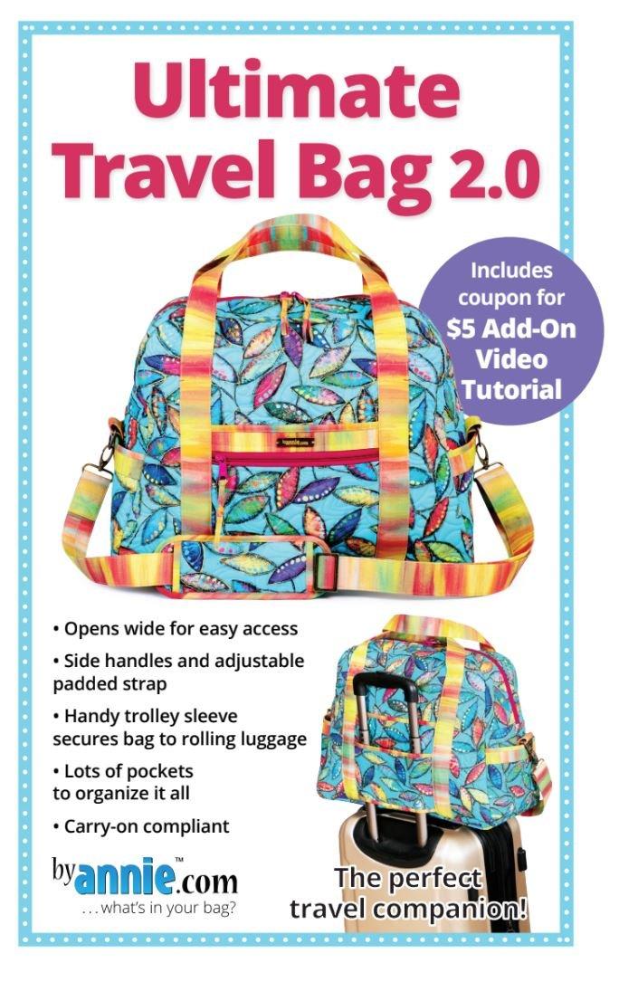 Ultimate Travel Bag 2.0