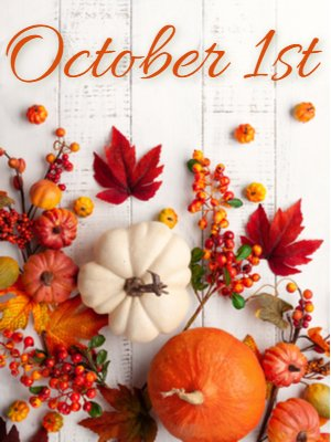 October 1st