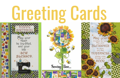 Greeting Cards by Jody Houghton