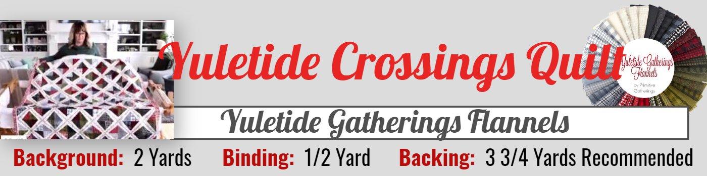 Yuletide Crossings