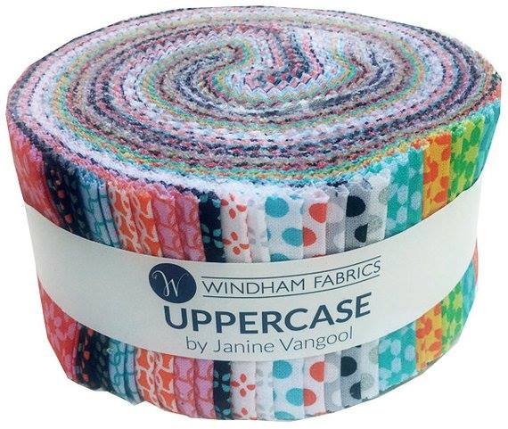 Uppercase by Janine Vangool