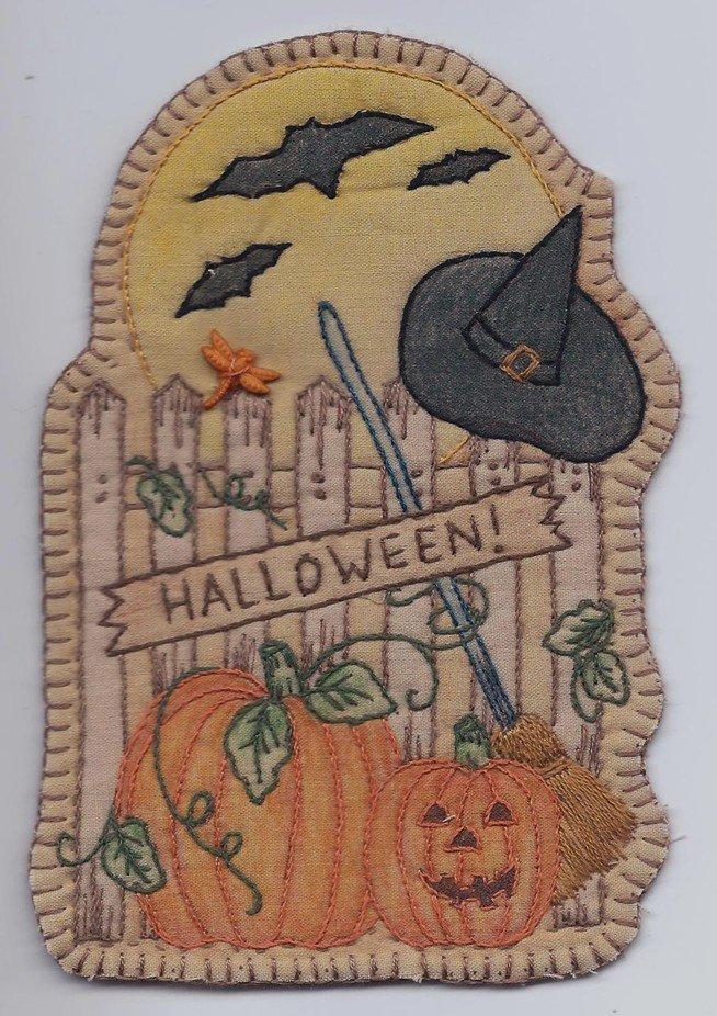 Vintage Autumn Halloween