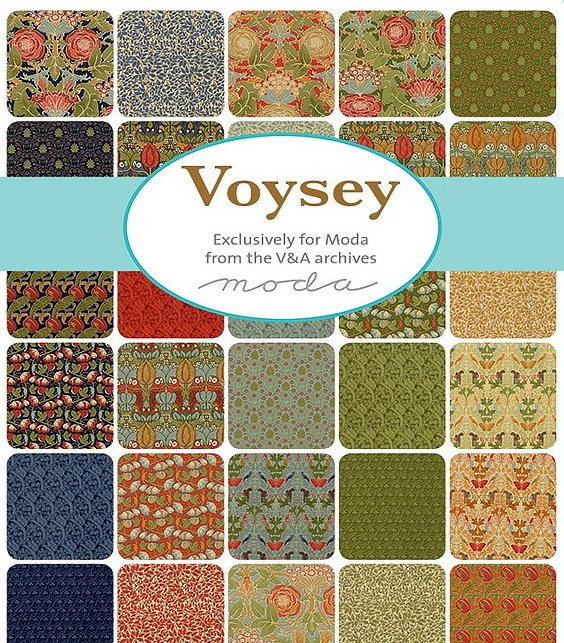 Vosey 2018 Layer Cake