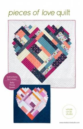 Pieces of Love Quilt Pattern