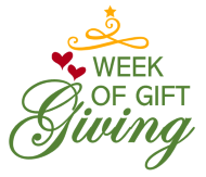 Week of Gift Giving