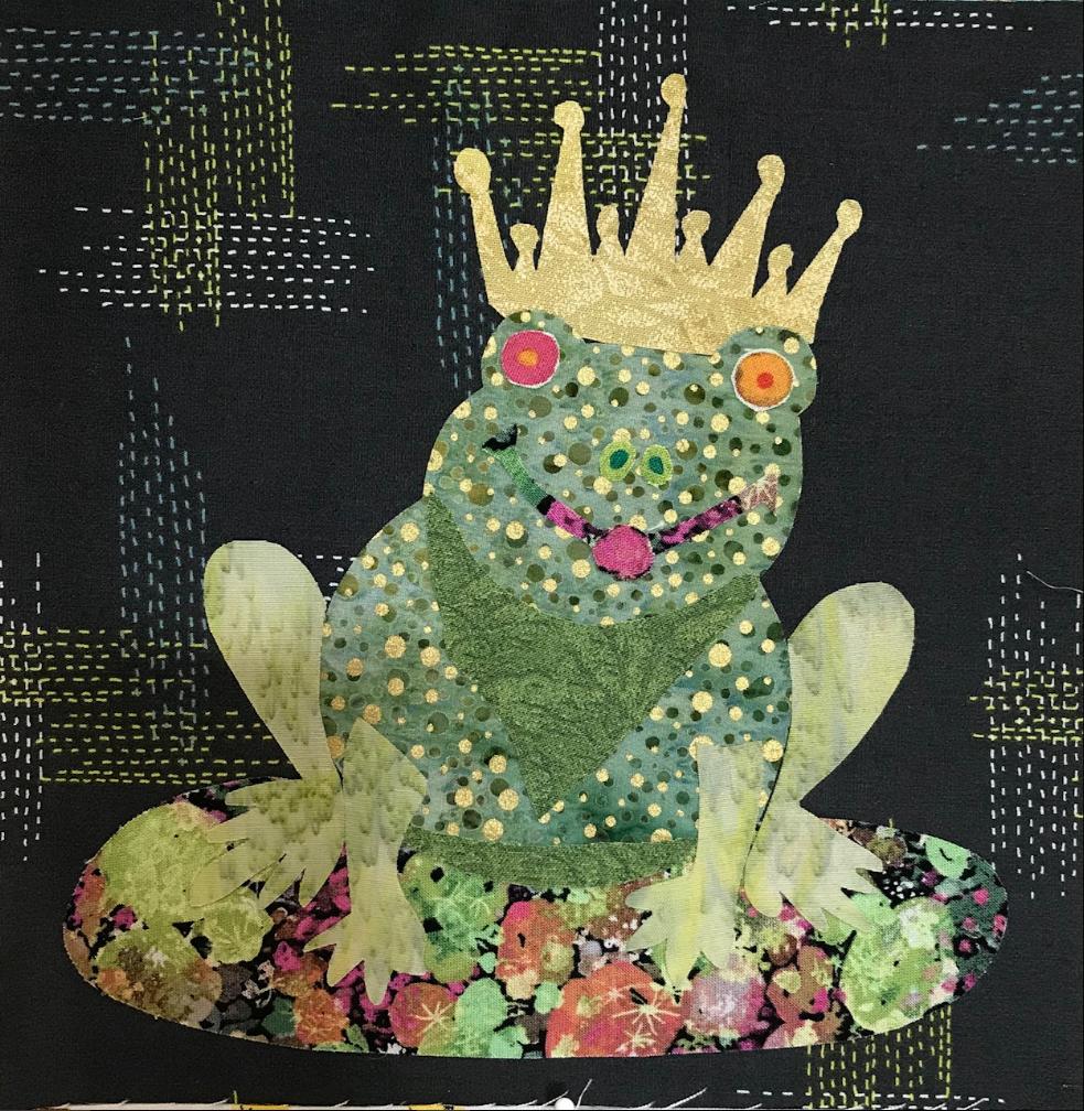 Whatevers! # 7 Frog Prince