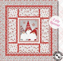 Winter Whimsy Quilt Kit