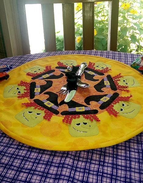 Witch Placemat