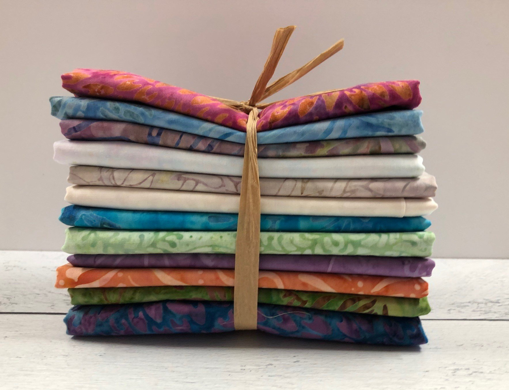 Woven Kit Fat Quarter Bundle