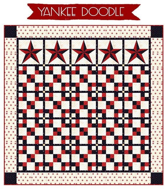 Yankee Doodle Quilt