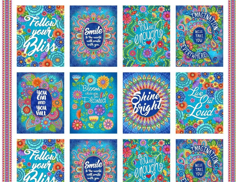 Live Out Loud Inspirational Panels
