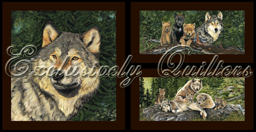 Wolf Song Wolf Panels