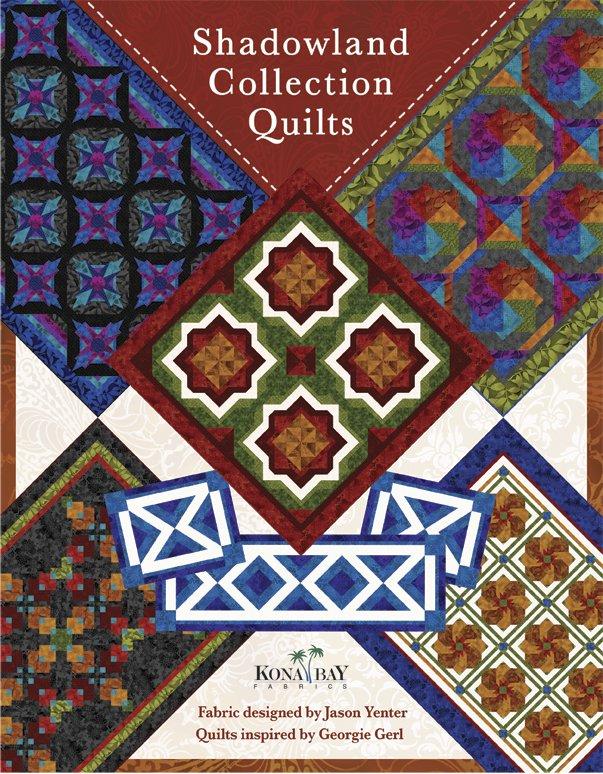 Shadowland Quilt Book