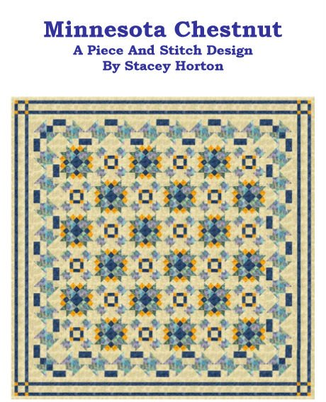 Minnesota Chestnut by Piece and Stitch
