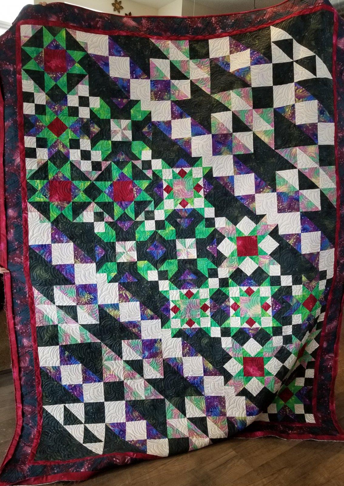 Mixology Quilt