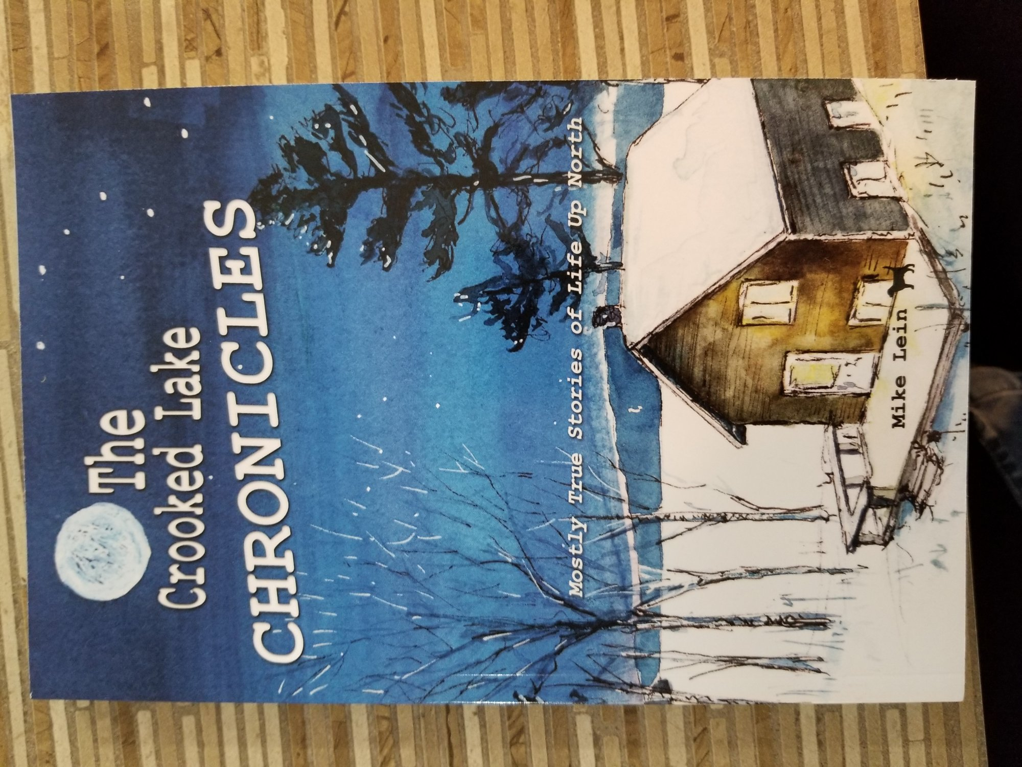 The Crooked Lake Chronicles