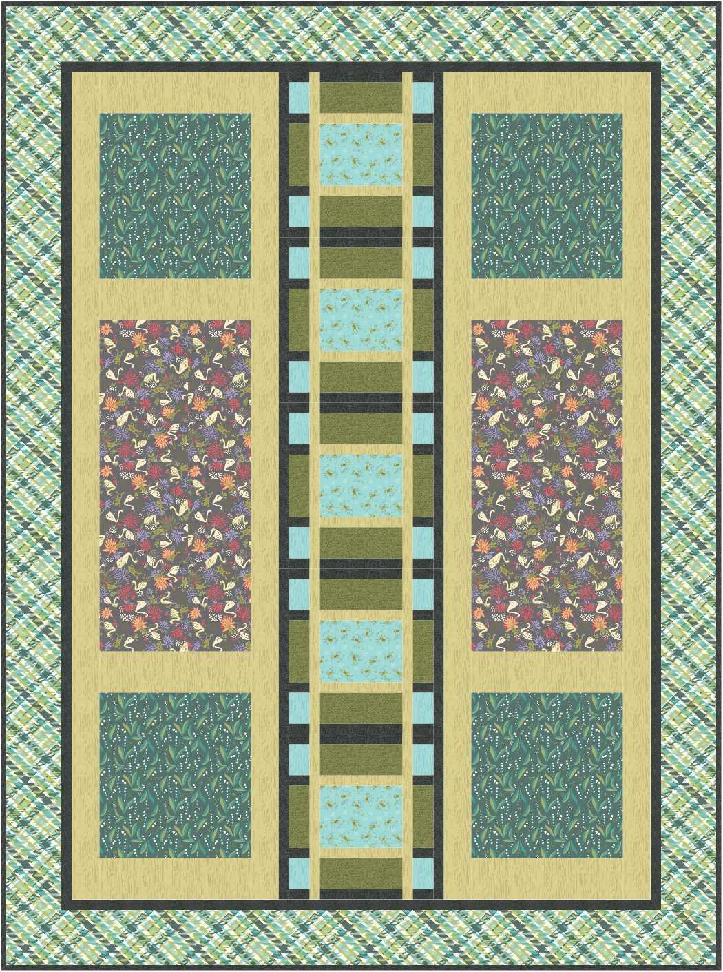 Boxed In Pattern 2018