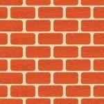 Let's Build Bricks Red/White