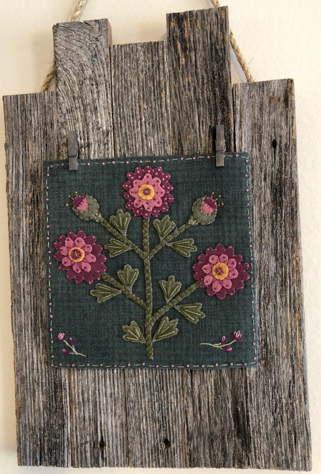 Rose of Sharon Wool kit