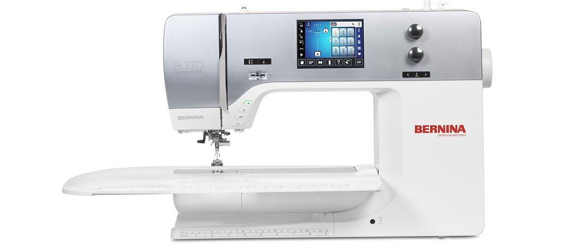 BERNINA 40QE Impressive Big Lots Sewing Machine