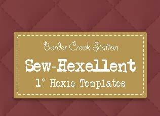 Sew-Hexellent 1 Templates