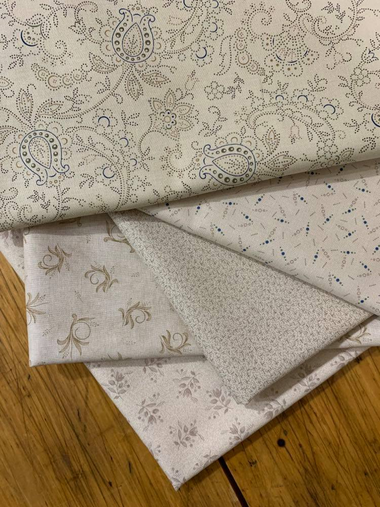 Country Meadow by Pam Buda - Just the Creams Bundles!