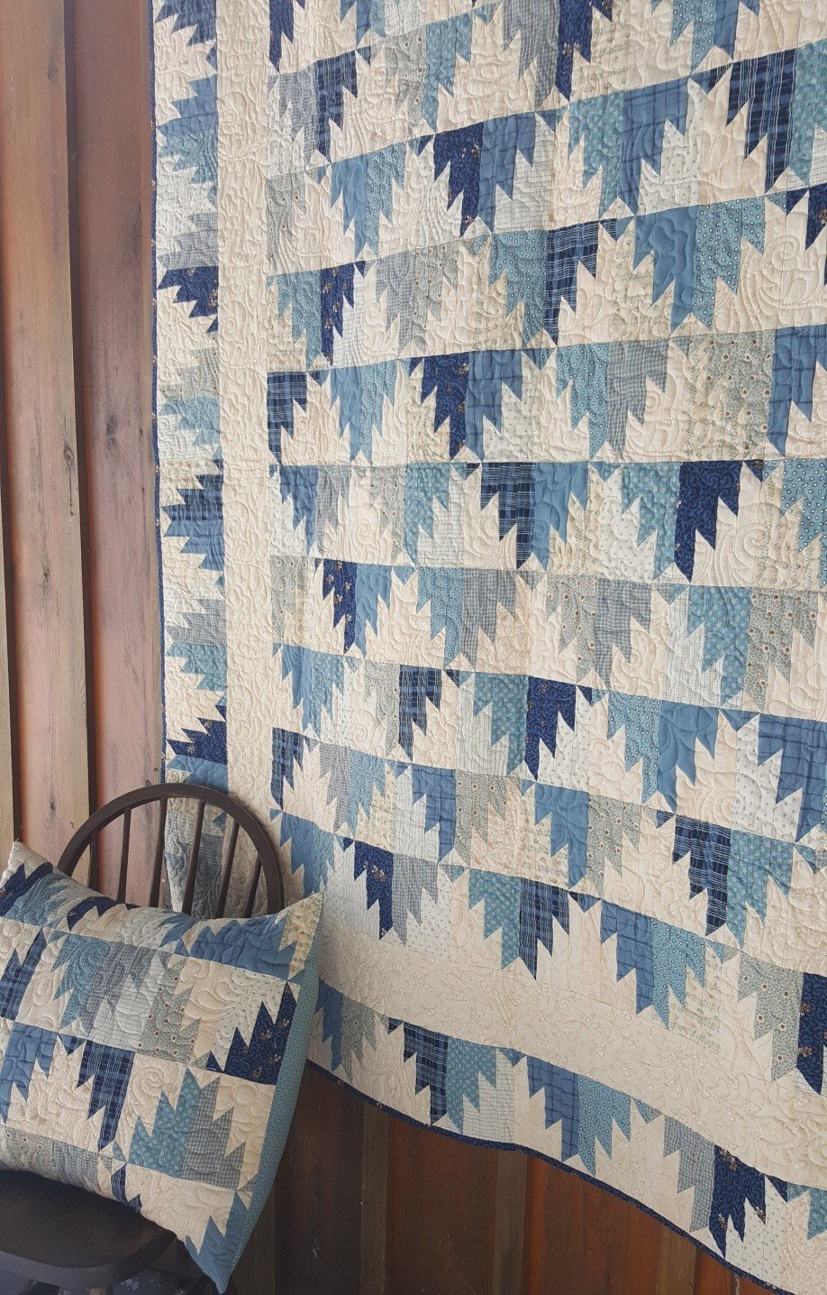 Blue Mountain Fabric Kit