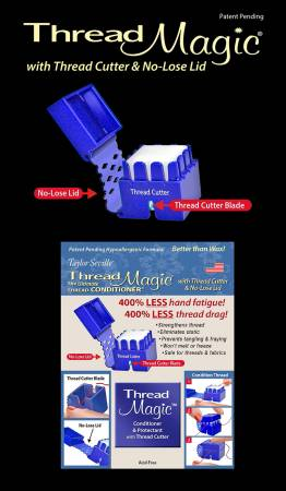 Thread Magic Conditioner Square with Thread Cutter