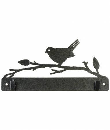 Ackfeld Bird on Branch Quilt Hanger with Clips