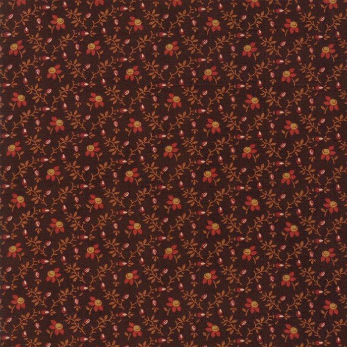 Spice It Up Dark Brown #38055-18 by Jo Morton